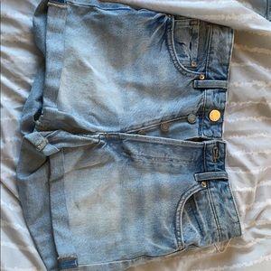 Brand new H&M Denim shorts